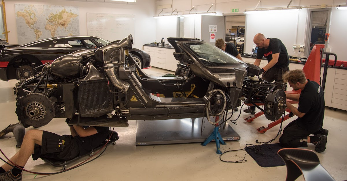 Koenigsegg One 1 Crash Caused By Abs Glitch Will Be Rebuilt