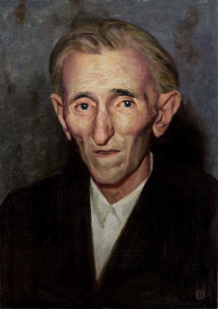 Испанский художник. Albert Ramos Cortes