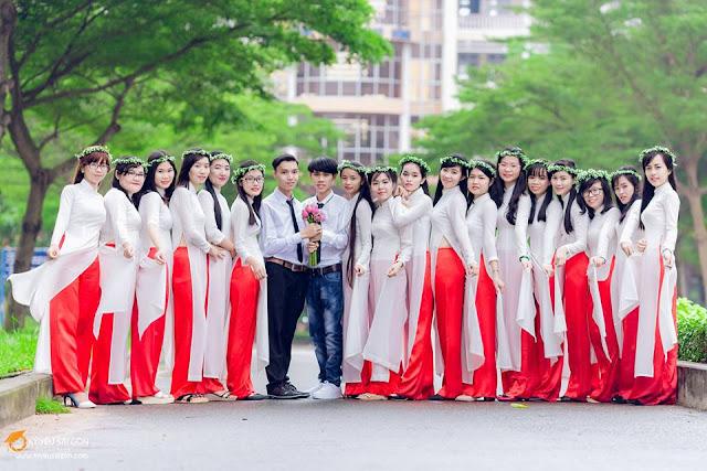 thuê áo dài quận Tân Bình