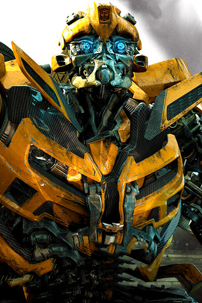 Transformers 4 - Bumblebee Poster