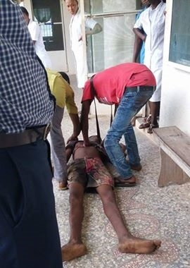 Tragedy in Abia Community as Brother Beats Sibling to Death in Broad Daylight (Photos)