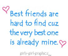 cute best friend sayings