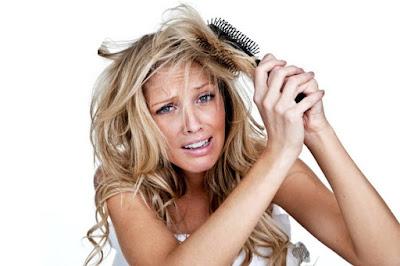 cara mengatasi rambut rontok, obat rambut, shampoo anti rontok, serum penguat akar rambut