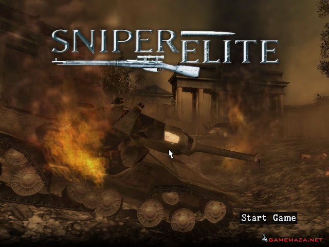 Sniper Elite Gameplay Screenshot 1