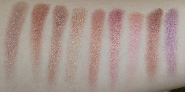 colour pop pressed shadow swatches ego come and get it double date