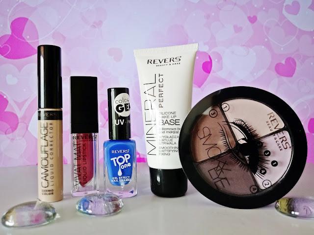 Kosmetyki do makijażu REVERS