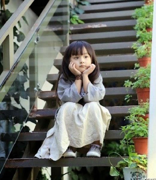 Download gratis foto balita tercantik di dunia Liu Chu Tian