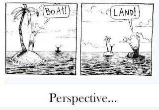 My Last Days in University: Perception. Critical Thinking