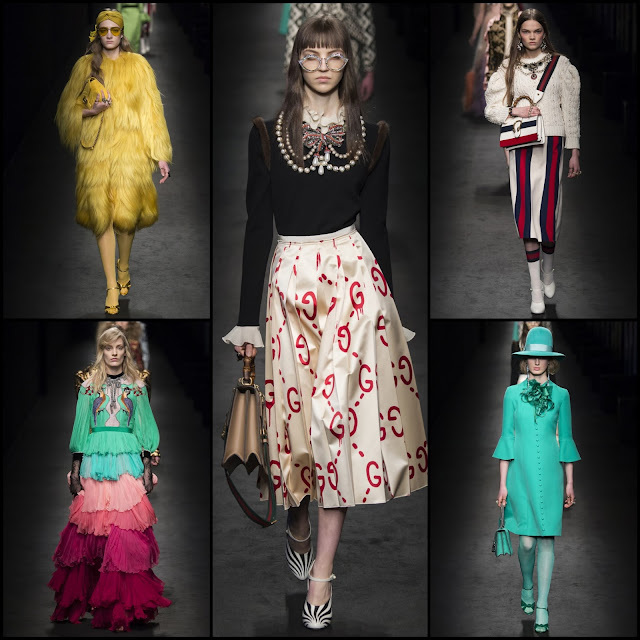 RUNWAY REPORT.....Milan Fashion Week A/W 2016: Gucci Fall/Winter 2016 Photos + Runway Video!