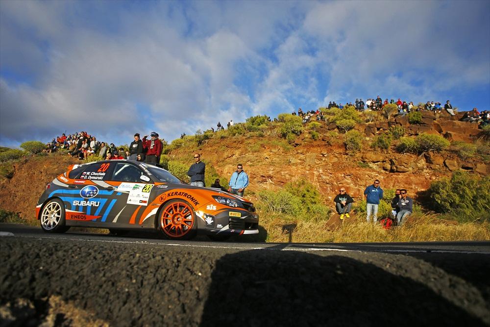 Σημαντική διάκριση για την Subaru. Κατέκτησε τον τίτλο του Πρωταθλητή ERC2 για το 2016!