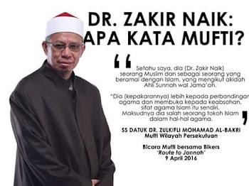 Apabila Dr Zakir Naik Cuba Dihalang Berceramah Di Malaysia