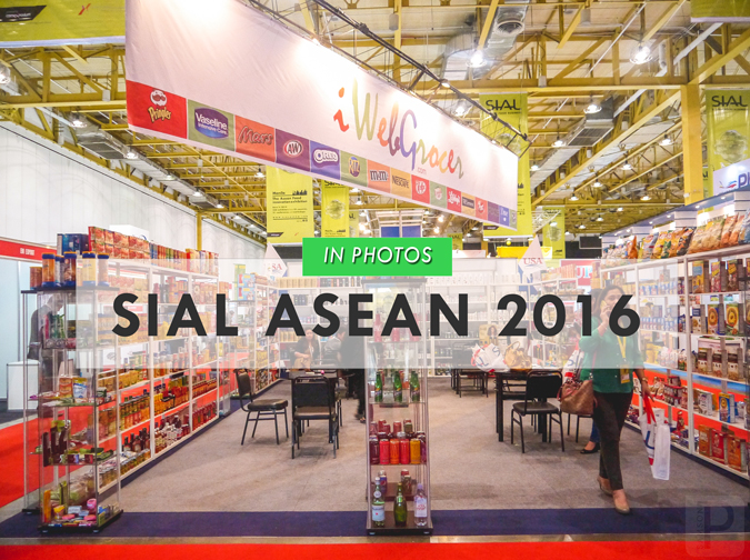 IN PHOTOS: The SIAL ASEAN Manila 2016