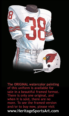 1967 St. Louis Cardinals uniform