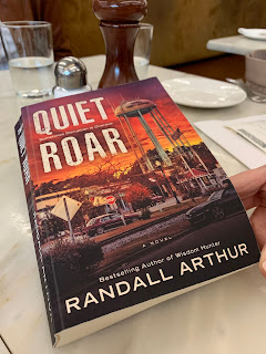 """""""The Quiet Roar"""" by Randall Arthur Will Wake You"""