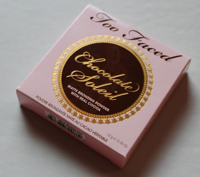 Too Faced Milk Chocolate Bronzer