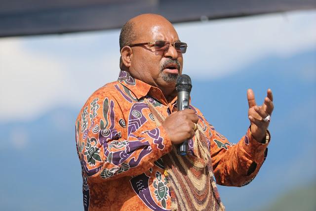 Gubernur Papua: Jang Ko Bilang KKB, Mereka itu Pejuang Kemerdekaan Papua