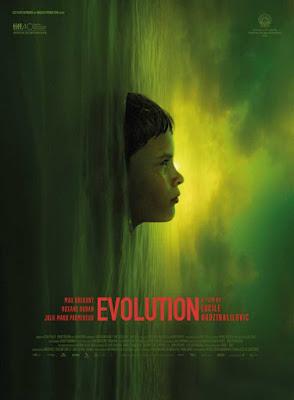 Poster de Evolution 2015