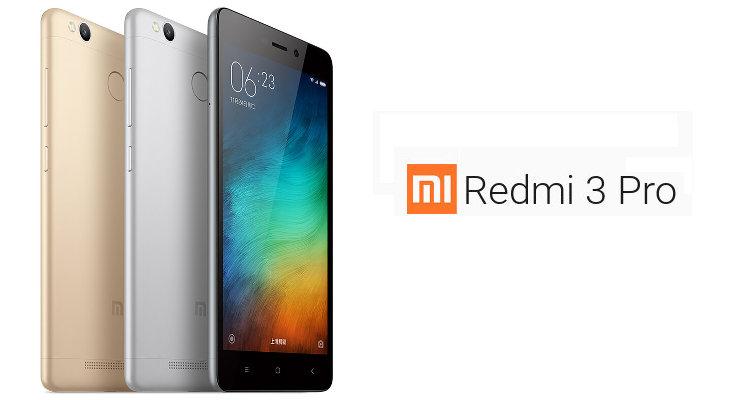Cara Root Xiaomi Redmi 3S Prime / Pro