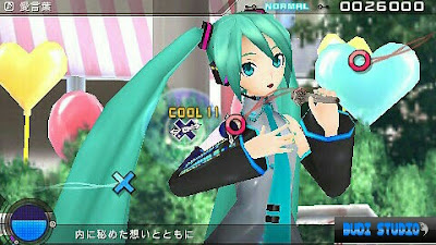 Download Hatsune Miku: Project Diva 2nd PPSSPP