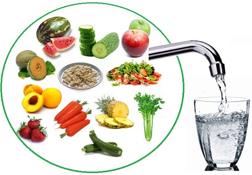 Foods that keep you Hydrated