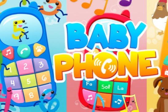 Baby phone Apk Free on Android Game Download