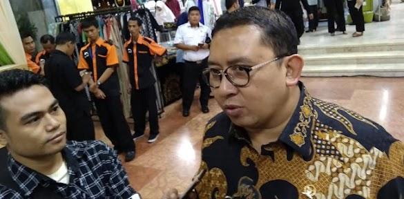 Fadli Zon: Jokowi Presiden Kita, Masa Kerjaannya Bagi-bagi Sembako