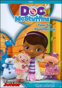 Doc McStuffins Time For Your Check Up – DVDRIP LATINO