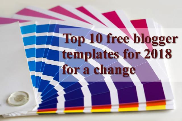 2018 10 best template anuptechtips.com