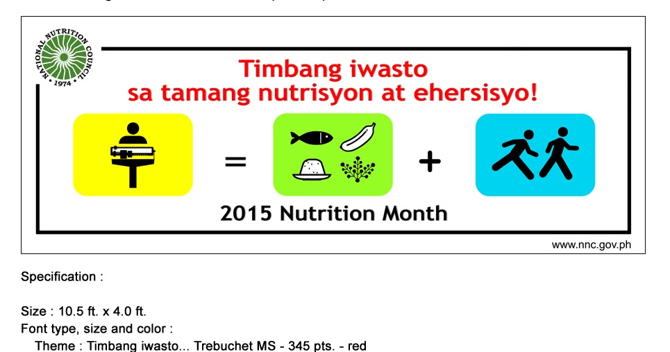 Nutrition essay tagalog College paper Writing Service