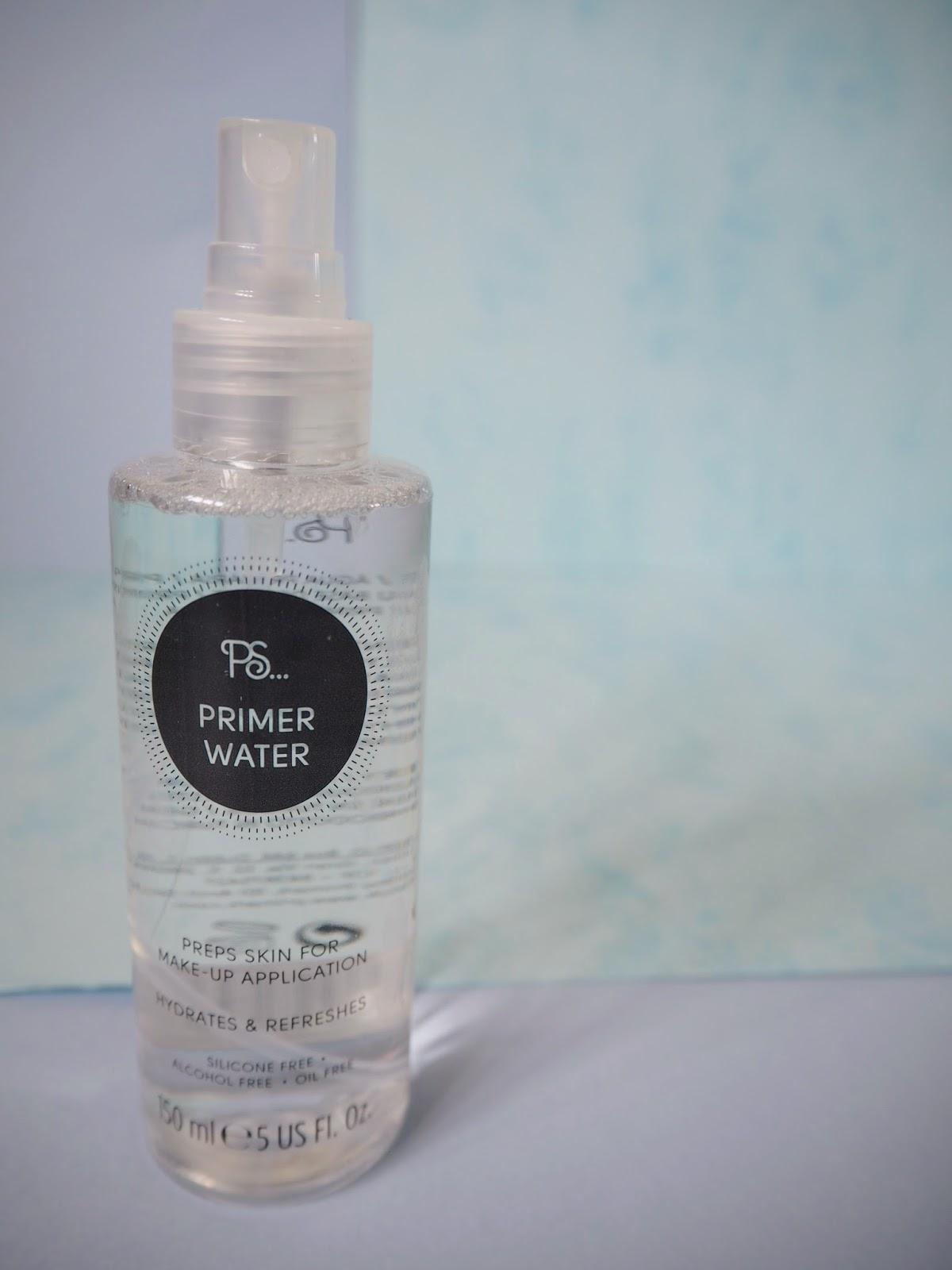 Primark Primer Water