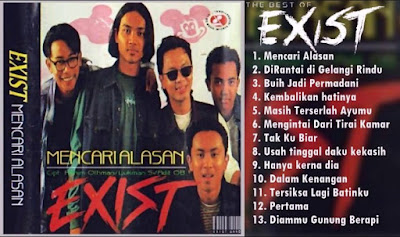 Download Lagu Exist Full Album Mp3 Lengkap