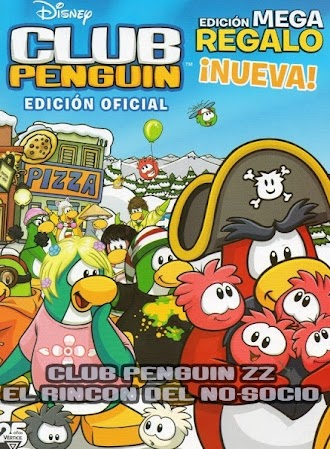 REVISTA DE CLUB PENGUIN EN ARGENTINA