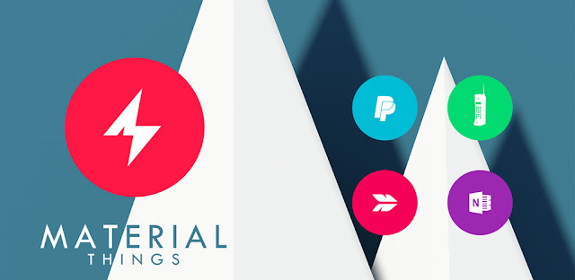 Material Things Lollipop Theme v2.0.8 Apk Miki