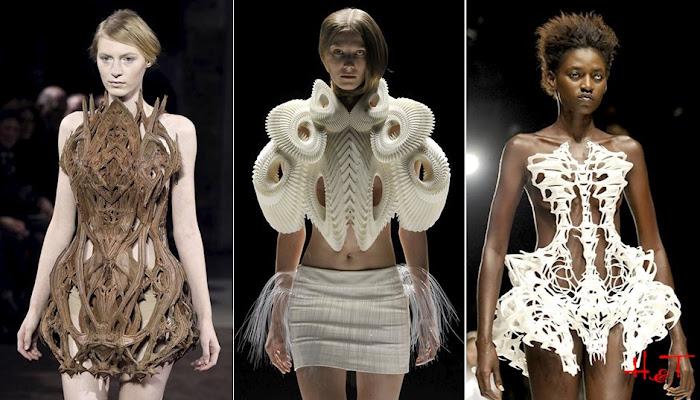 Tương lai của ngành thời trang thế giới