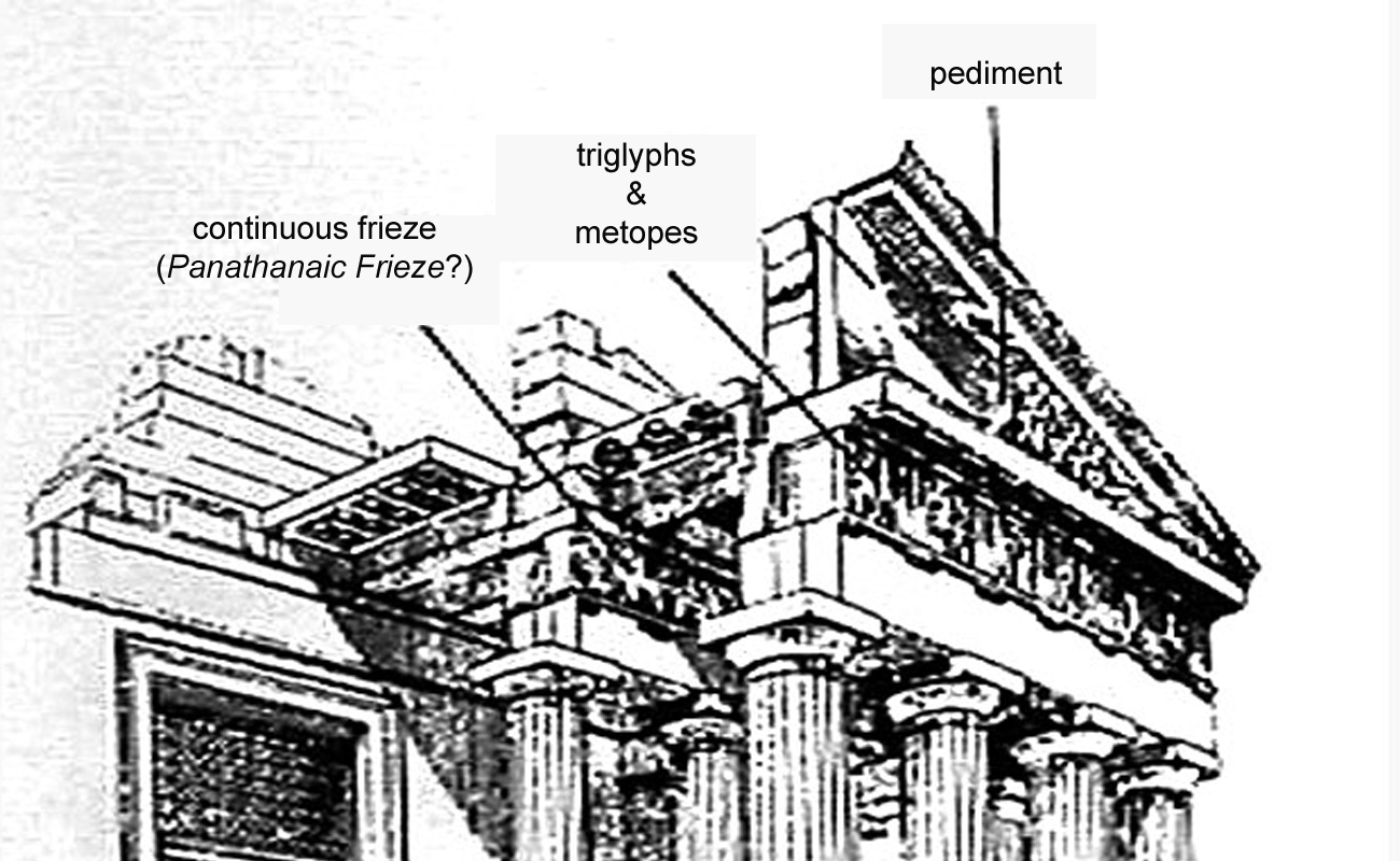 Kenney Mencher An Optical Theory For You Parthenon