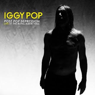 iggy pop post pop depression live royal albert hall