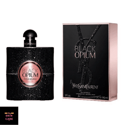 "عطر بلاك اوبيوم ايف سان لوران ""Optium Black"""