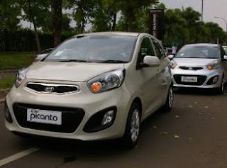 all New Kia Picanto