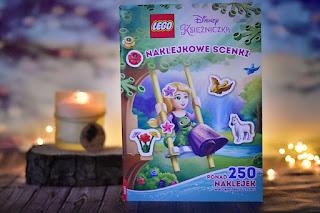 LEGO® Disney Księżniczka™. Naklejkowe Scenki - książki dla dzieci #39