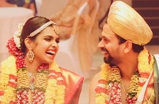 Sarattu Vandiyila | Sindhu & Advyth | Tamil Wedding Film