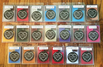 Liza Jane Candle Company Wax Melts