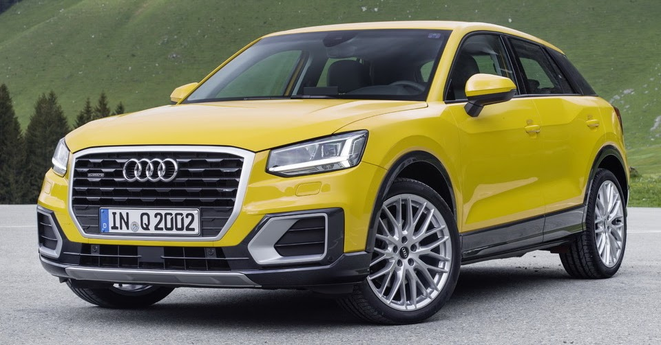 audi q2 order books open in the uk special edition 1 joins the range. Black Bedroom Furniture Sets. Home Design Ideas