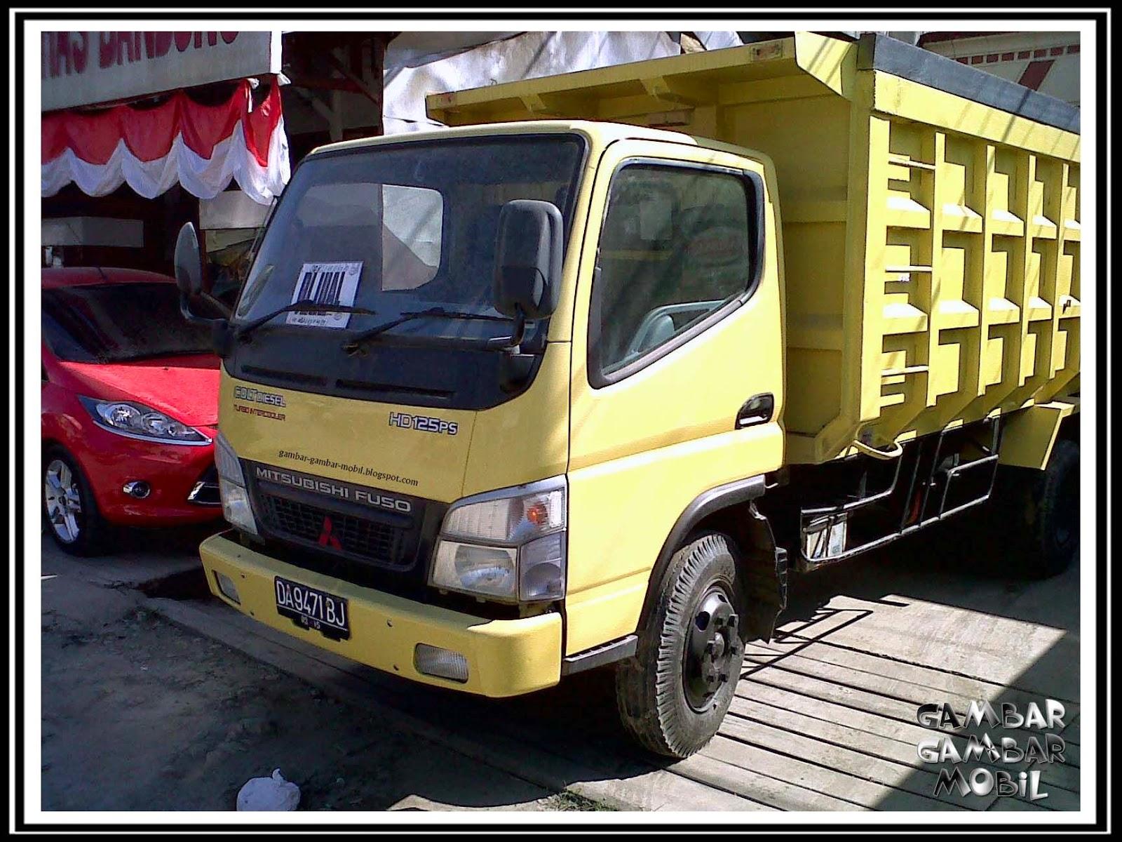 Gambar Mobil Truck CINTA MOBIL