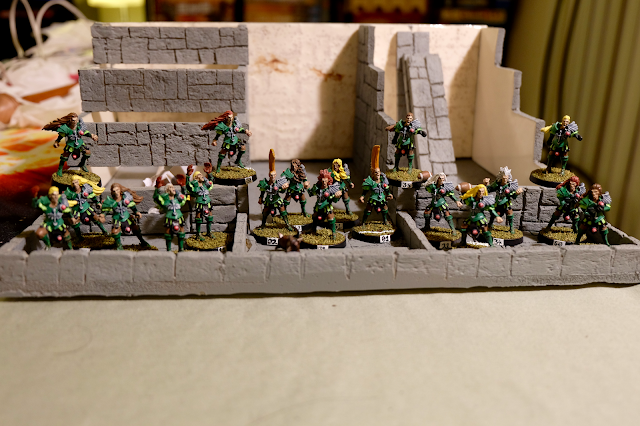 Complete Wood Elf Team