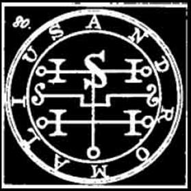 sigil of andromalius goetia