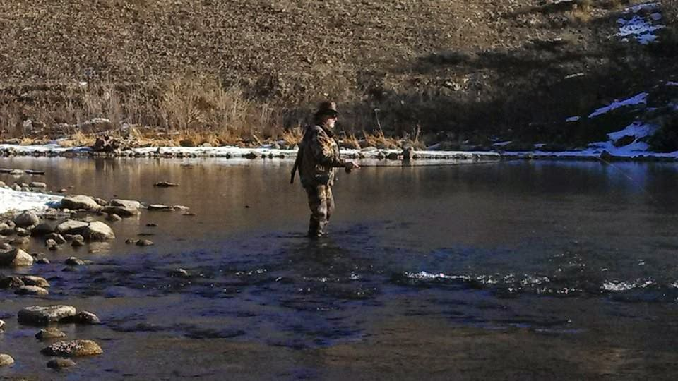 Benzons flyfishing adventures for Weber river fishing