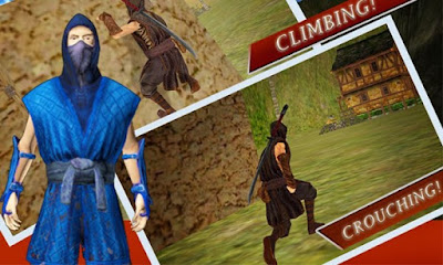 Ninja Warrior Assassin 3D v1.1.1 Mod APK-5