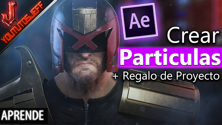Como Animar Particulas en After Effects