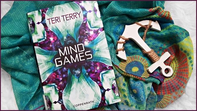 Rezension Mindgames Teri Terry Coppenrath