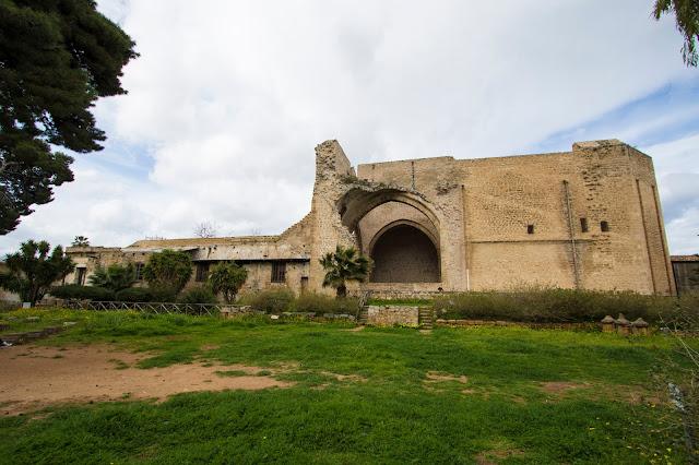 Chiesa di Santa Maria dello Spasimo-Palermo